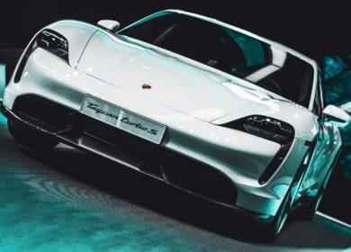 Elektryczne Porsche – Taycan 2020 Turbo S